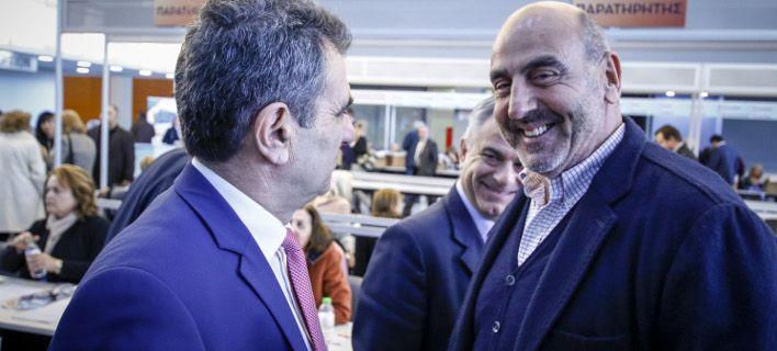 Υποψήφιος δήμαρχος Αθηναίων ο Γιώργος Βουλγαράκης