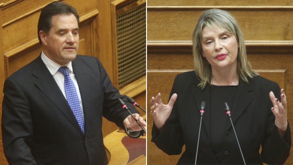 Βουλή: Σύγκρουση Άδωνι με Παπακώστα για το άρθρο 86 και τις ποινικές ευθύνες υπουργών
