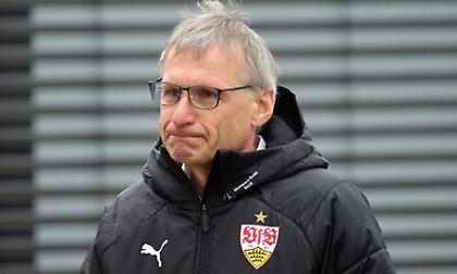 Νέος αθλητικός διευθυντής στη Στουτγκάρδη ο Χίτσλσπεργκερ