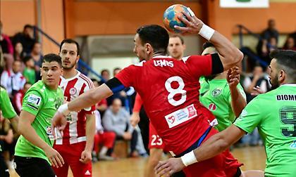 Την Κυριακή τα ντέρμπι της Handball Premier