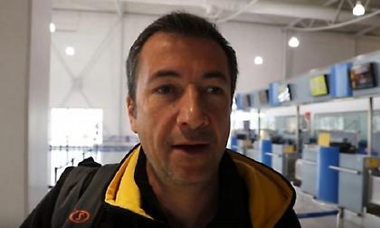 Μπάνκι: «Ξεχωριστή η σεζόν αν κατακτήσουμε το Διηπειρωτικό» (video)
