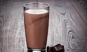 Σοκολατούχο γάλα: Απολαυστική αποκατάσταση μετά από οποιαδήποτε άσκηση