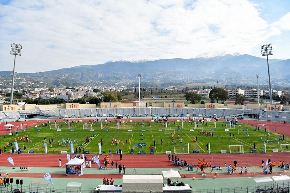 Φεστιβάλ Αθλητικών Ακαδημιών ΟΠΑΠ: Διήμερη γιορτή του αθλητισμού στην Πάτρα