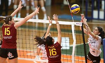 Το πρόγραμμα της 16ης αγωνιστικής της Volley League γυναικών