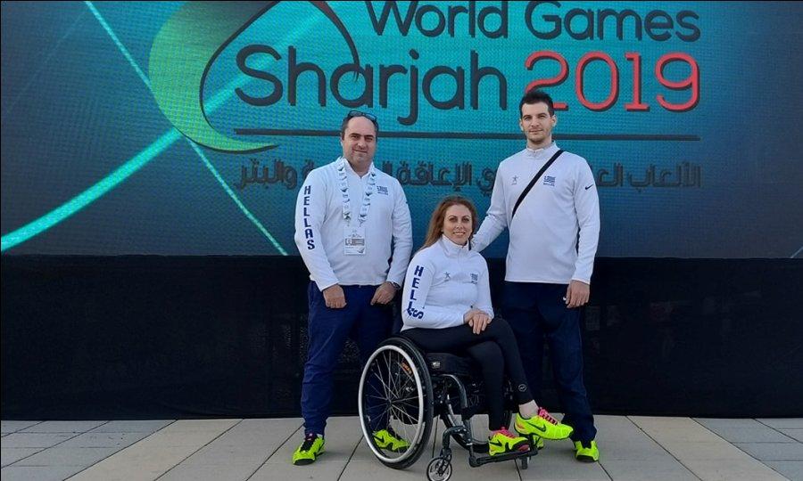 «Χρυσός» ο Ντούνης στο Παγκόσμιο Κύπελλο των Ηνωμένων Αραβικών Εμιράτων