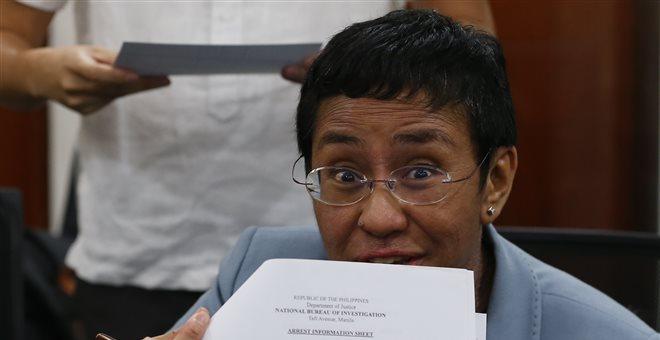 Φιλιππίνες: Ελεύθερη η δημοσιογράφος Μαρία Ρέσα μετά τη διεθνή κατακραυγή