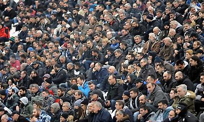 «Απαγορευτικό» Βασιλειάδη στους οπαδούς του ΠΑΟΚ για Ριζούπολη