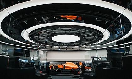 Αποκαλυπτήρια για τη νέα McLaren (pics)