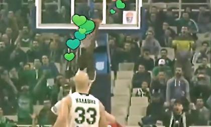 Πικάρισμα του Παναθηναϊκού στον Ολυμπιακό με video για του... Αγίου Βαλεντίνου