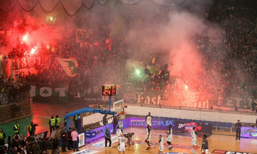 Ο ελληνικός αθλητισμός ζει τον απόλυτο παραλογισμό