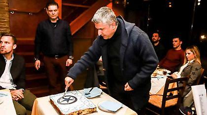 Έκοψε την πίτα του ο Ατρόμητος (pics)