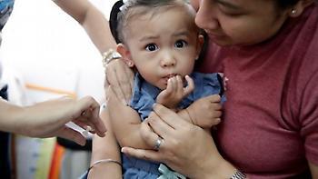ΠΟΥ: Κατά 50% αυξήθηκαν το 2018 τα κρούσματα ιλαράς σε όλον τον κόσμο