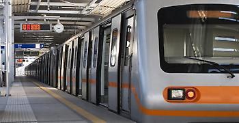 Βλάβη σε συρμό του μετρό στην Ηλιούπολη. Ταλαιπωρία για τους επιβάτες