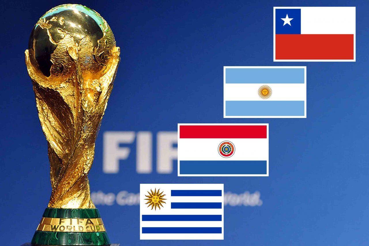 Μουντιάλ 2030: Υποψηφιότητα για συνδιοργάνωση από Αργεντίνη, Χιλή, Παραγουάη και Ουρουγουάη