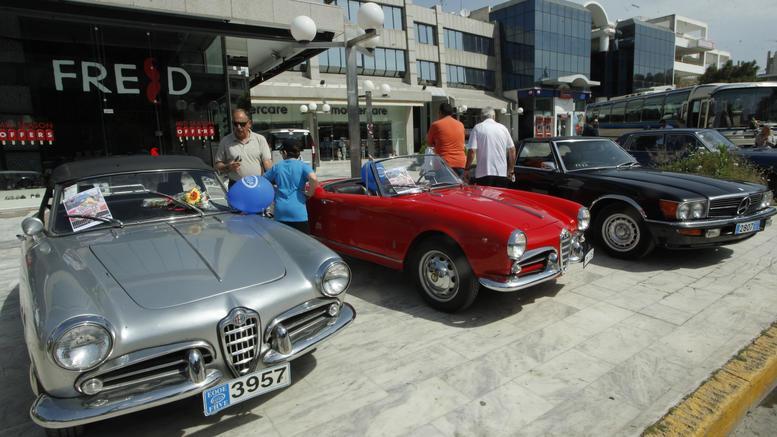 Στη δημοσιότητα η νέα ΚΥΑ για τα αυτοκίνητα με ιστορικές πινακίδες