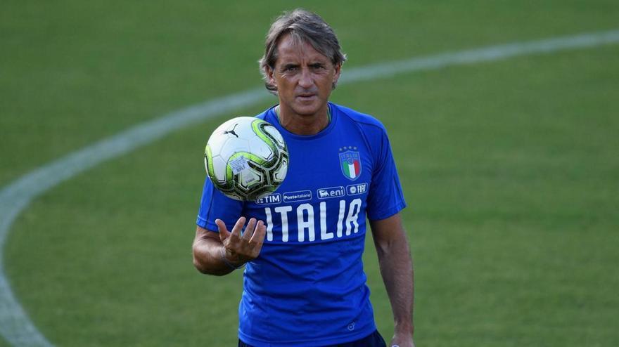 Μαντσίνι: «Η Ιταλία μπορεί να κερδίσει το Euro 2020»