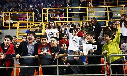 «Με 3.700 παιδιά ο τελικός Κυπέλλου ΠΑΟΚ-Παναθηναϊκός»