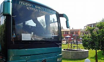 Καλαμάτα: Οδηγός λιποθύμησε-Μαθητής σταμάτησε το λεωφορείο