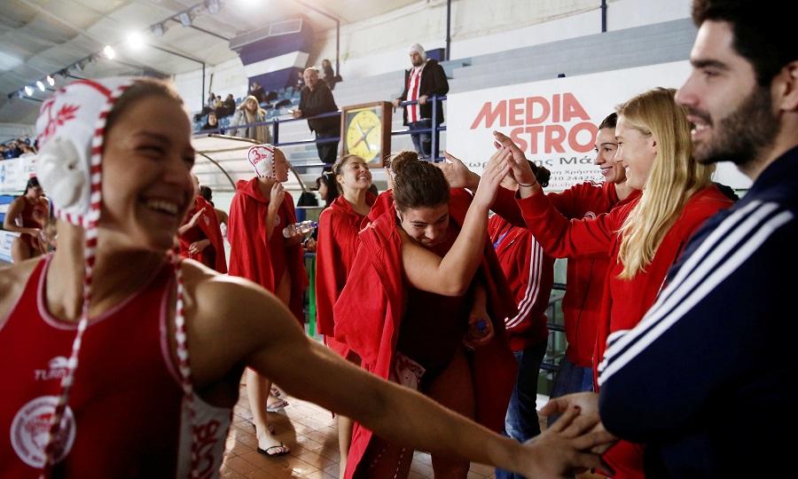 Έκαναν… προπόνηση και θα τα πουν στον τελικό Ολυμπιακός και Βουλιαγμένη!