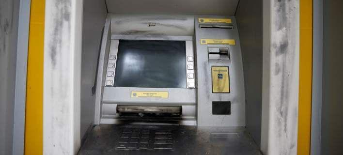 Αγνωστοι ανατίναξαν ATM στη Βάρη