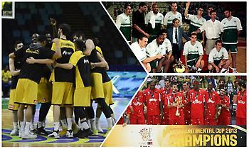 ΑΕΚ: Τρίτος τελικός στο Intercontinental Cup για την Ελλάδα (videos)