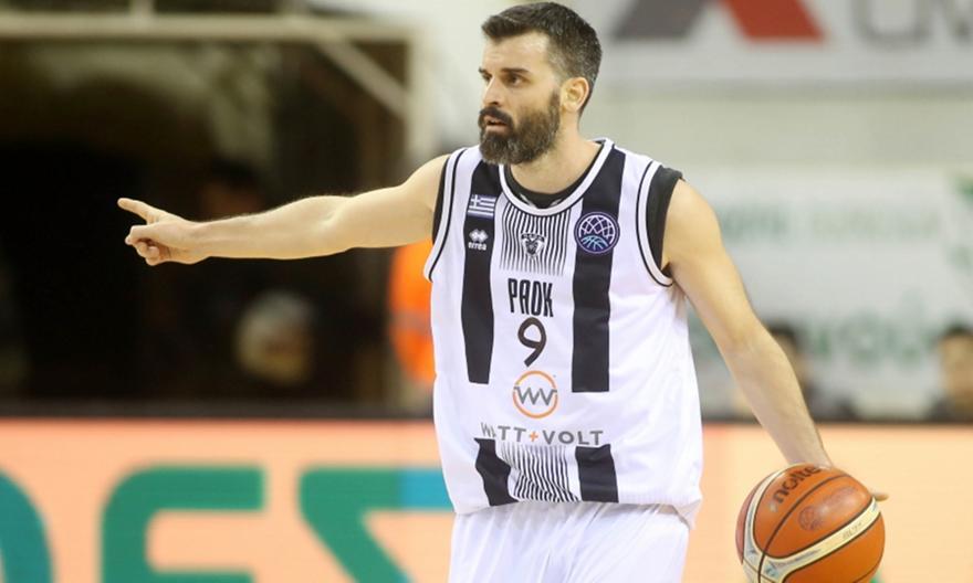Τσόχλας: «Κάναμε ένα βήμα προς τα πίσω ως ελληνικό μπάσκετ»