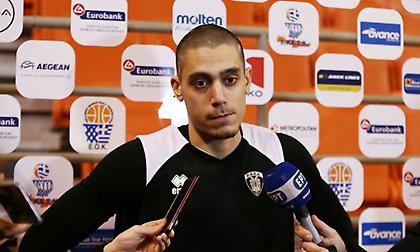 Κόνιαρης: «Δεν έχω να αποδείξω τίποτα στον Παναθηναϊκό, θέλω απλά να κερδίσουμε»