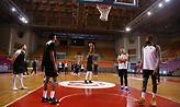 Έτοιμος για τον τελικό ο ΠΑΟΚ (pics/video)