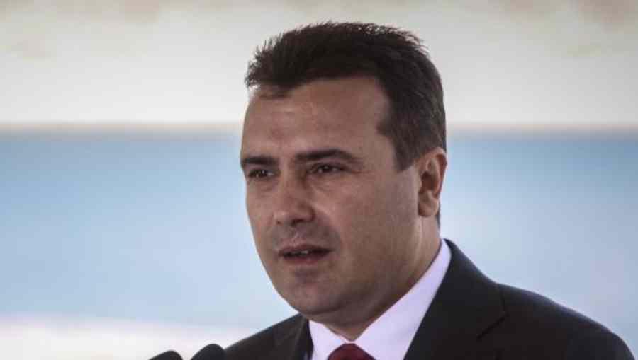 Ζάεφ: Εμείς είμαστε το βόρειο τμήμα της ιστορικής περιοχής της Μακεδονίας