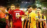 LIVE: Ολυμπιακός -ΑΕΚ 0-1