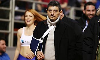 Γιαννακόπουλος: «Αφιερωμένο στον Θανάση το Κύπελλο, είμαστε γεννημένοι για τα δύσκολα»
