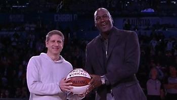 Από τα χέρια του Τζόρνταν το All Star Game στο Σικάγο