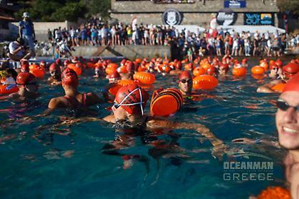 Οι εγγραφές άνοιξαν για το 3ο Oceanman Greece