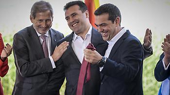 Ζάεφ: «Με τον Τσίπρα φοβόμασταν μετά τις Πρέσπες θα ήμασταν ''πολιτικά νεκροί''»