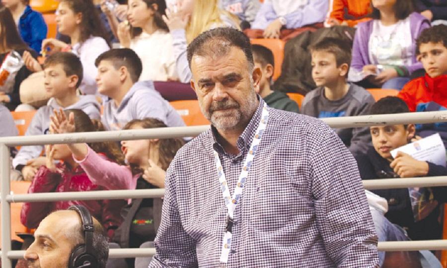 Μαρκάκης: «Όλα άψογα στον τελικό, πεμπτουσία του αθλητισμού τα παιδιά στις κερκίδες»