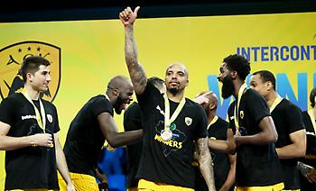 Τα  highlights του MVP του Διηπειρωτικού, Τζόρνταν Θίοντορ (video)