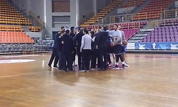 Σήκωσε μανίκια η Εθνική στο Ηράκλειο (video)