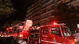 Φωτιά σε διαμέρισμα στην Κυψέλη: Στο νοσοκομείο μητέρα με το παιδί της