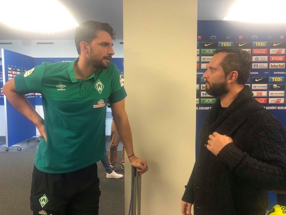 Καπίνο στο sport-fm.gr: «Στόχος μου ένας τίτλος στη Γερμανία, δεν σκέφτομαι καν να επιστρέψω Ελλάδα»