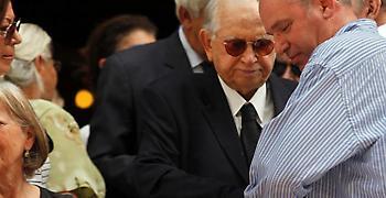 Πέθανε ο πρώην πρόεδρος του Αρείου Πάγου Βασίλης Κόκκινος
