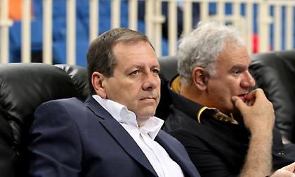 Μ. Αγγελόπουλος: «Τιμή για την ΑΕΚ οι δύο διεθνείς τίτλοι»