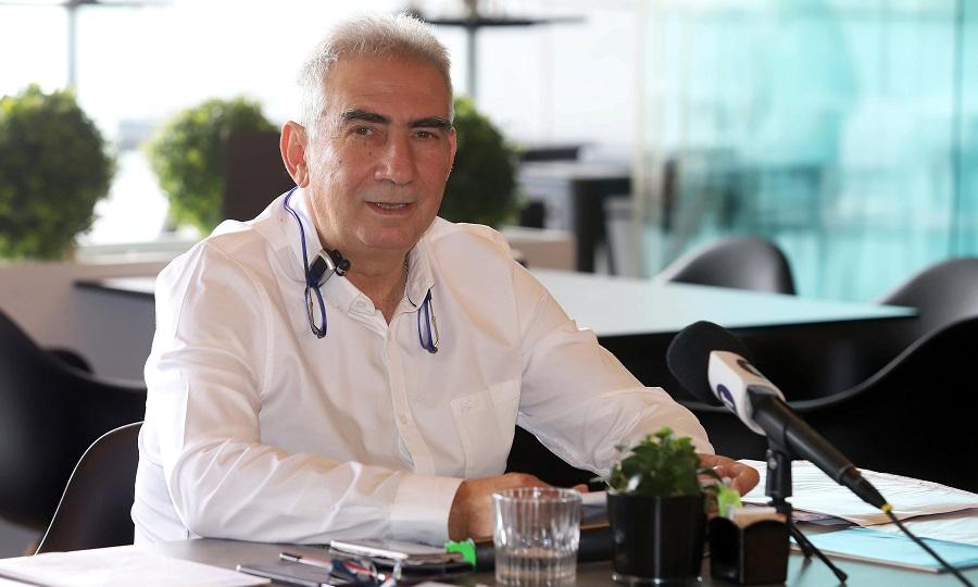 Συμεωνίδης στον ΣΠΟΡ FM: «Μόνο η ΕΟΚ μπορεί να αλλάξει την ΚΕΔ, ούτε ο υπουργός»