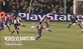 Τα top 5 γκολ της Γιουβέντους στην Ισπανία
