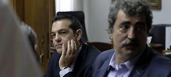 Αλλαγή ατζέντας με το υπουργικό θέλει ο Τσίπρας - Στηρίζει Πολάκη