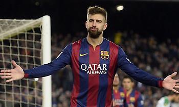 Ο Πικέ τα «έχωσε» για ακόμα μια φορά στη Ρεάλ Μαδρίτης