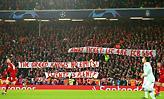 Κοινή διαμαρτυρία οπαδών Μπάγερν Μονάχου και Λίβερπουλ για τα εισιτήρια