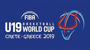 Live streaming: Η κλήρωση του Παγκοσμίου U19 της Κρήτης
