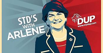 Βρετανία: Γκάφα ολκής για το Βορειοϊρλανδικό κόμμα DUP – Λάθος… ακρωνύμιο