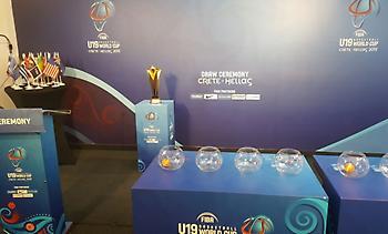 Με Ρωσία, Αργεντινή και Φιλιππίνες στο Παγκόσμιο U19 η Ελλάδα