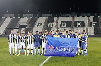 ΠΑΟΚ: «10.000 οπαδοί χειροκρότησαν το μέλλον του συλλόγου»